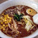 八ヶ岳ラーメン 麺八 - 雲のラーメン ¥880-