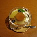 ティーカフェ - プリン