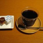 ティーカフェ - コーヒーゼリー