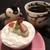 ウルソン - 料理写真:いちごのババロア