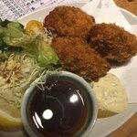 魚旬 - カキフライ