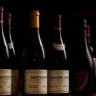 ワイン&シャンパン