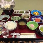 四季彩一力 - 朝食