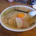 丸竹食堂 - 月見中華、550円