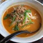 台湾料理 鴻翔 - 料理写真:坦々麺