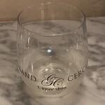 リカーショップ グランセルクル - 風の森 TYPE2 純米大吟醸秋津穂22(100ml 800円)