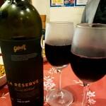 スンガバ - いただいたインドワイン