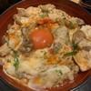 田村屋本店 - 料理写真:特上軍鶏親子丼¥1,380-