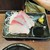 七津屋 - 料理写真:ハマチ造り