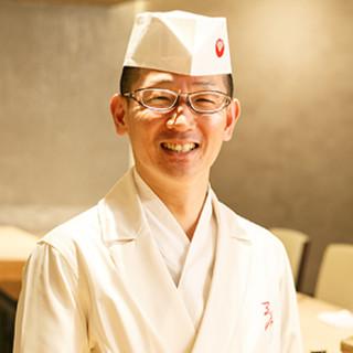 高野博幸氏(タカノヒロユキ)―職人の心意気を感じる一貫