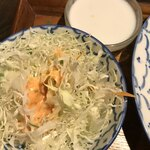 バンコクガーデン - サラダ、デザート