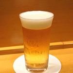 味享 - 生ビール