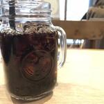 ポータル カフェ アキバ - アイスコーヒー 580円(税抜)