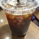 フレッシュネスバーガー - ブレンドコーヒーI(T)(340円)