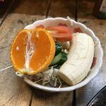 スパゲッティ専門店 タブキ - サラダ