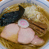 きく屋 - 料理写真:ラーメン(淡口):700円/2019年11月