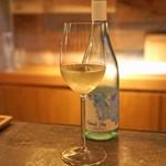 ワイン&マスタードA - Giant Sky Marlborough Sauvignon Blanc
