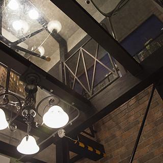 ゆったりとした待合室を完備◎2階席はご予約・貸切も承ります