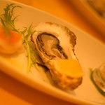 イタリア料理 リストランテ フィッシュボーン - 生牡蠣