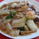 1205802 - 什景炒麺(五目やきそば)