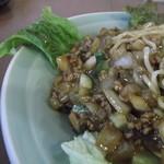 味園 - 味園・ザーチャンメン 肉味噌