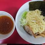 中華そば 来味 - つけ麺(大盛)