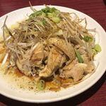 魯園菜館 - 広東風蒸し鶏