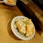 なかの食鶏 - 『ポテサラ』(税抜き318円)