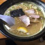 十八番 - 料理写真:味噌 中