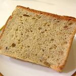 トレナーヴェ - 料理写真:バナナシフォンケーキ