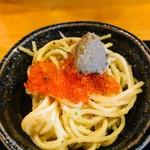 120514152 - 蟹味噌のサラスパ