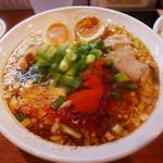 120515898 - 辛口炙り肉ソバ(醤油)