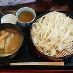 うちだや - 料理写真:カレーうどん並¥650-