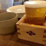 ニホンバシ・ブルワリー - ・NIHONBASHI IPA SAKE STYLE  580円