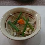 ふく万 - 本日の小鉢