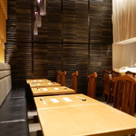 SUSHI TOKYO TEN、 - 綺麗な店内