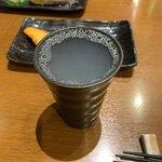なごみ - 蕎麦焼酎の蕎麦湯割り