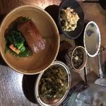 糸ぐるま - 料理写真:コース
