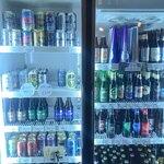 エンジェルシェア - ビール以外に日本酒も充実