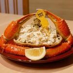 にくにはにくの 肉料理と和食 - ☆【にくにはにくの 肉和食】さん…越前ガニちゃん(≧▽≦)/~♡☆