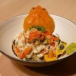 にくにはにくの 肉料理と和食 - ☆〆のセイコ丼(#^.^#)☆