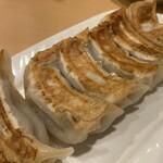 餃子市場 - 焼き餃子(6個) ¥290