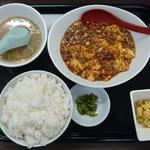 120539611 - 四川麻婆豆腐定食