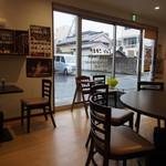 Cafe さかゑや - 内観1
