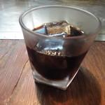 12055119 - アイスコーヒー(無糖・お昼のみサービス)
