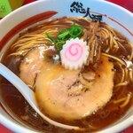 総大醤 - 料理写真:黒大醤ラーメン