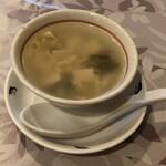 四川 MON 花 - スープ