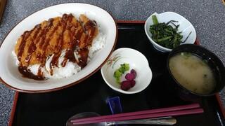 和風レストランぼん - カツライス