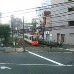 120562150 - 窓から見る都電荒川線