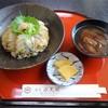 割烹 水天閣 - 料理写真:平目の漬け丼1100円